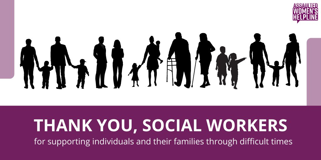 Social workers help connect people to important resources to find out where to get help. #SocialWork #SocialWorkers #ThankYou #ThankYouSocialWorkers #Gratitude @ON_SocialWork