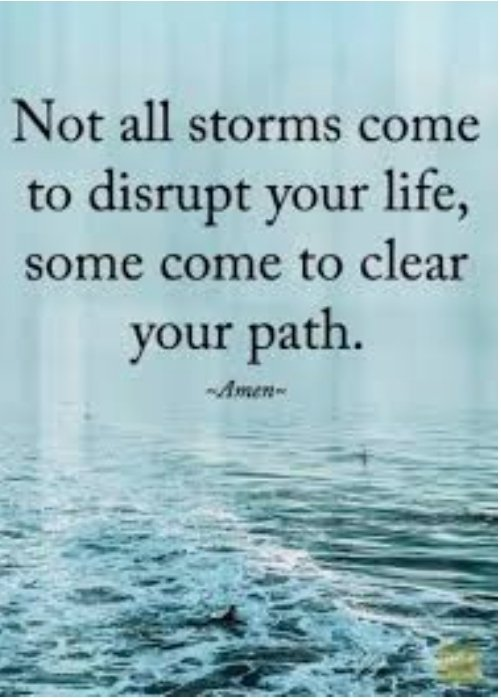 I love a good storm; let the path clear and bravely go forth!  #wednesdaythought #WednesdayMotivation #Travel #KeepGoing #lifestapestrytravel