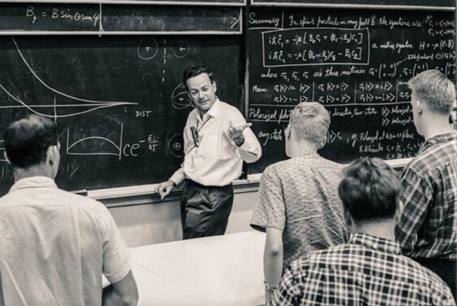 You do not have to pretend like you know everything. And you do not always need to have an answer.   It is okay to admit what you do not know. The pleasure is in finding things out.   —Professor Richard Feynman