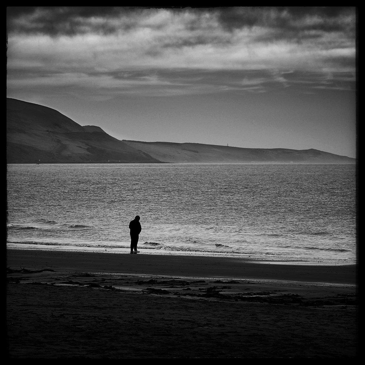 Girvan  . #beach #bnwphotography #fineartphotography #PhotographyIsArt #PhotoArt #blackandwhite #photooftheday #bnw_captures #NaturePhotography  . . .