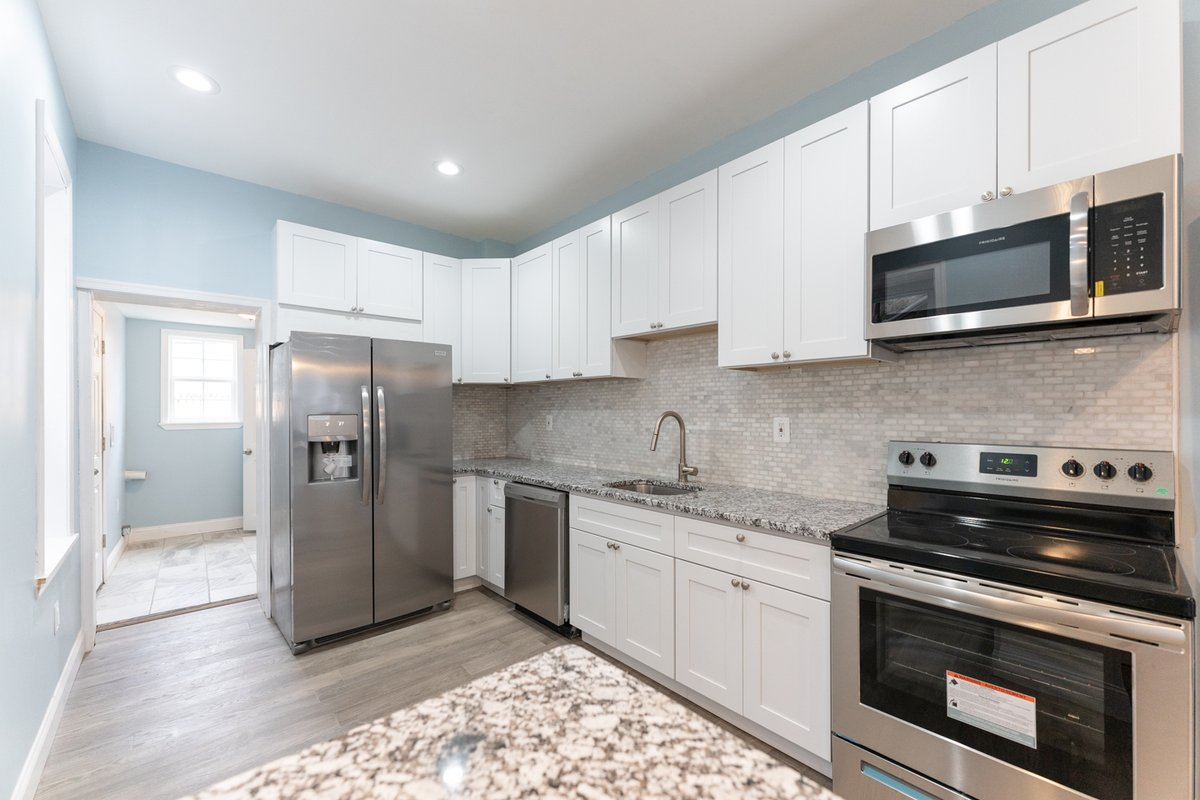 Newly renovated, this 3-bed, 1.5-bath is ready for its new owners! The clock is ticking ⏰ At $175K, this property won't be on the market for long. Call us today to schedule a showing.    #philly #thesomersteam #phillyrealestate #realestate #philadelphia