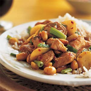 Stir things up this Wednesday and try @cdormer recipe for Sichuan-Style Stir-Fried Chicken with Peanuts!  Recipe link:  . . . #Recipes #food #stirfry #lunch #dinner #Sichuan #asiancuisine #yummyfood #goodeats