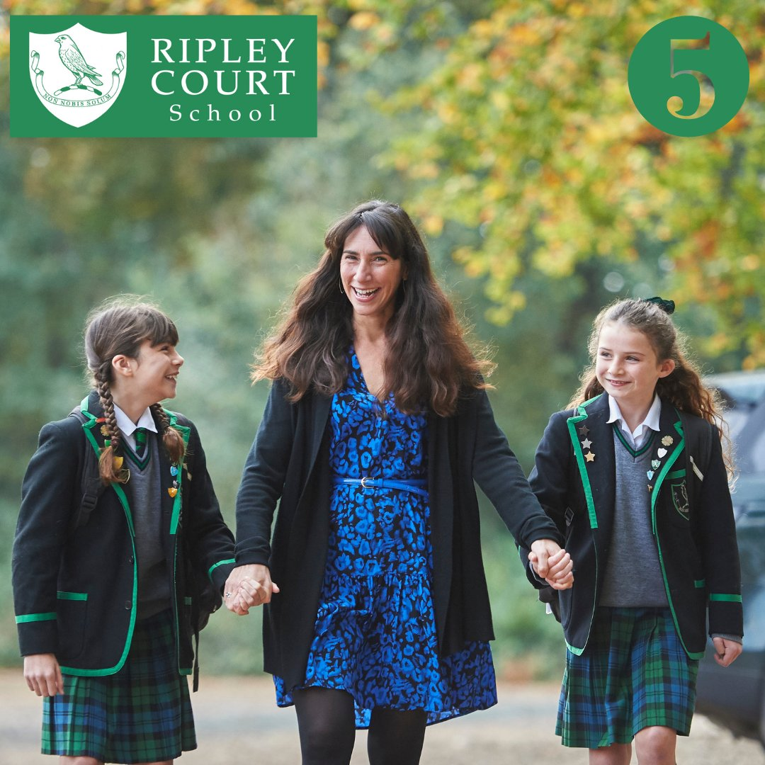 5 days ...  #RipleyCourtPrep #PrepSchoolSurrey #BackToSchool #Lockdown2021 #RipleyVillage #DiscoverRipley #Guildford #Woking #WednesdayMotivation