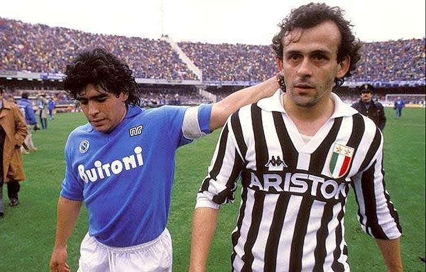 #Maradona and #Platini #Football #nostalgie #goals #team #dream #messi #ronaldo #love #TagsForLikes #iphoneonly #instagood #bestoftheday #20likes #photooftheday #amazing #smile #like4like #look #Covid_19 #coronavirus #COVID #family #party #flower #pleasehelpturkishstudents