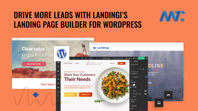 Drive More Leads With Landingi's Landing Page Builder for WordPress  #martech