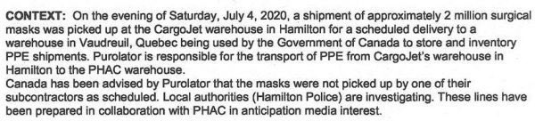 Things the government doesn't announce. #documents