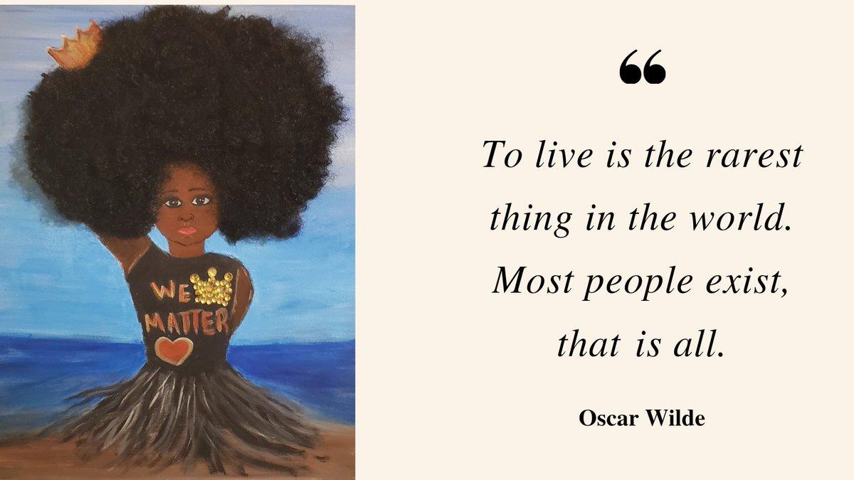 Live not just exist!! #WednesdayMotivation #wednesdaythought  #Wednesday #Wednesdayquotes #ArtistOnTwitter