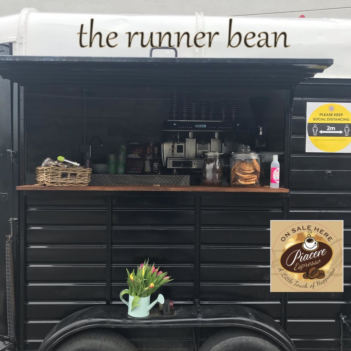 Well done to Louise and team for keeping the flag flying in these trying times up there in Thurles. More power to you lads bringing the coffee to the people. #coffee #coffeetime #coffeelover #cafe #coffeeshop #coffeeaddict #espresso #food #barista #thurles @runnerbeangirl