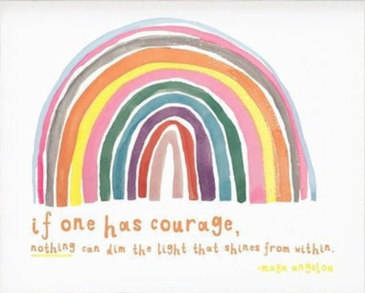 #WomensHistoryMonth If one has courage, nothing can dim the light that shines from within. - Maya Angelou #FamilyTRAIN #SuccessTRAIN #JoyTrain #GoldenHearts #WednesdayMotivation #ThursdayThoughts #FridayMotivation #JoyPublicity @GiGiBclub @AngeLtongue @Bijan_Cyrus @SteveHuang68