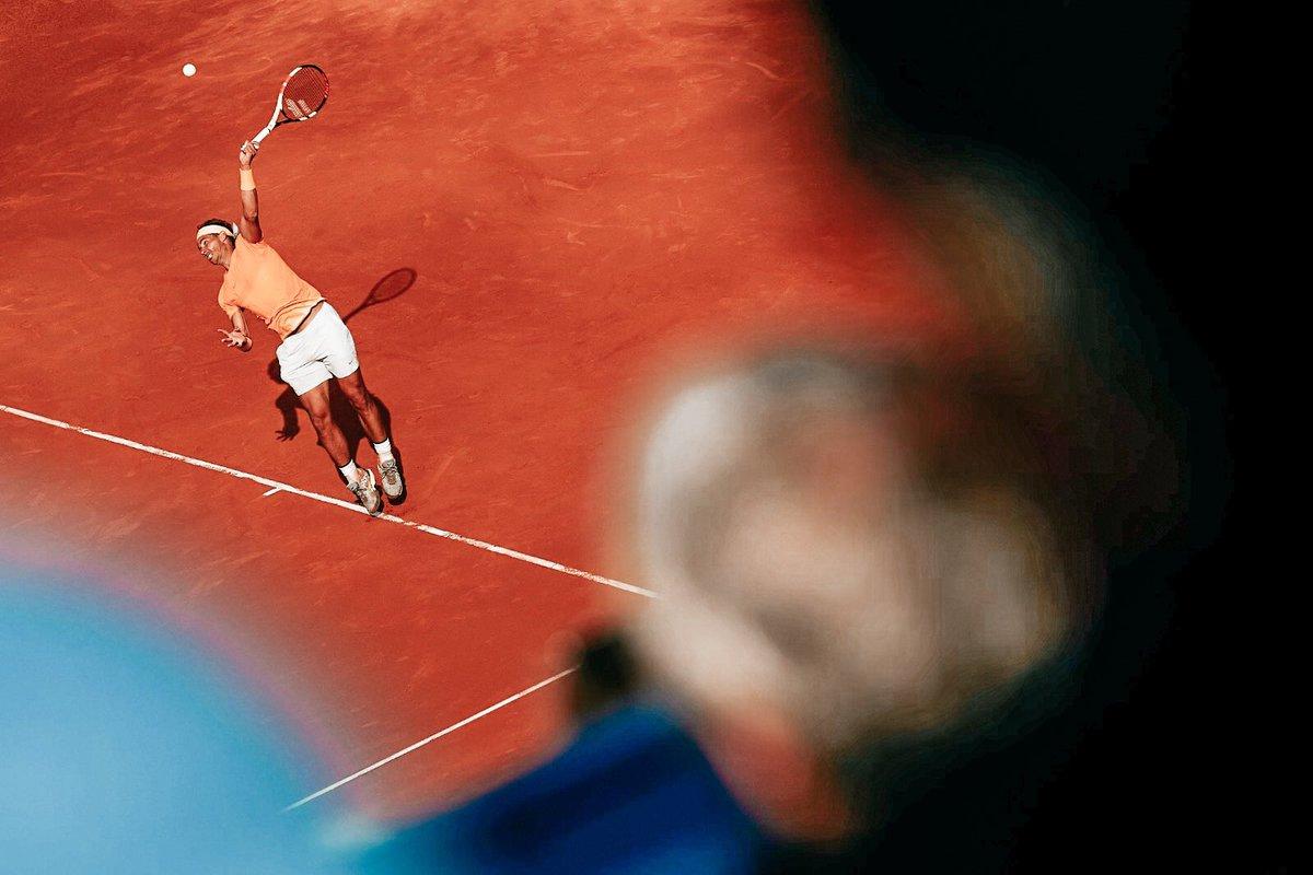 Replying to @bcnopenbs: ✨Describe this feeling... ✨  #ATP | #ATPTour