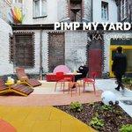 "Image for the Tweet beginning: 🌱We present ""Pimp my yard"","