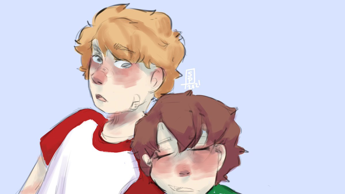 HERE IS SOME SOFT TUBBO AND TOMMY OK BYE #dsmpfanart #tommyfanart #tommyinitfanart #tommyinnit #tubbofanart #tubbo