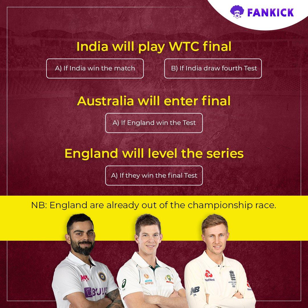 Countdown begins! #WTCFinal #WorldTestChampionship #TeamIndia #INDvsAUS