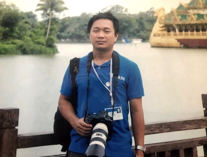 "The Myanmar junta has ""charged Associated Press journalist Thein Zaw and five other members of the media with violating a public order law that could see them imprisoned for up to three years."" Their ""crime""? Covering the anti-coup protests."