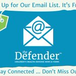 Image for the Tweet beginning: SIGN UP to get #TheDefender's