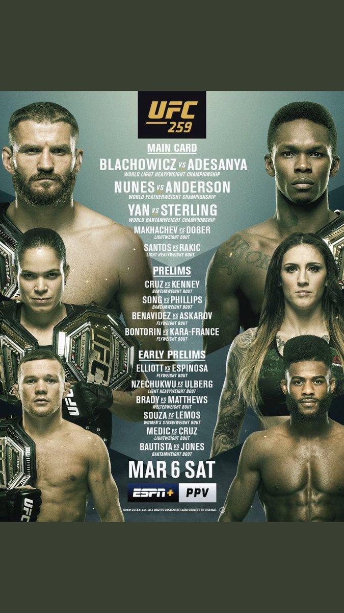 メインが楽しみすぎる! #UFC #ライトヘビー級 #元ミドル級王者 #アデサンヤ #格闘技は重量級も激アツ #PRIDEが懐かしい