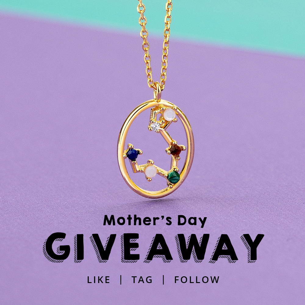 WIN a PD PAOLA Zodiac Constellation Necklace ❤  ✔ Retweet this post  ✔ Tell us which superhero your Mum would be  *We have posted this competition across all our social channels and ONE winner will be picked at random from them all. Competition ends TOMORROW at 12pm. GOOD LUCK