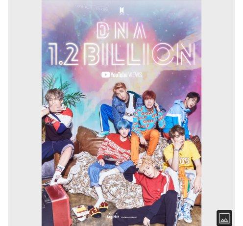 2021.03.03✨[INFORMAÇÃO] A música ' DNA ' chegou a 1.2 bilhões de visualizações no Youtube  • #BTSDynamite #BTS #kpop #Namjoon #JIN #SUGA #jhope #JIMIN #TAEHYUNG #Jungkook