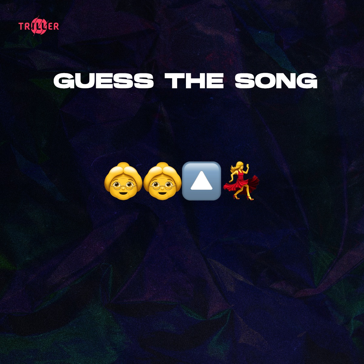 What are you waiting for, get up and guess. Did you? Let us know in the comments below.   #triller #trillerindia #guesstheemoji