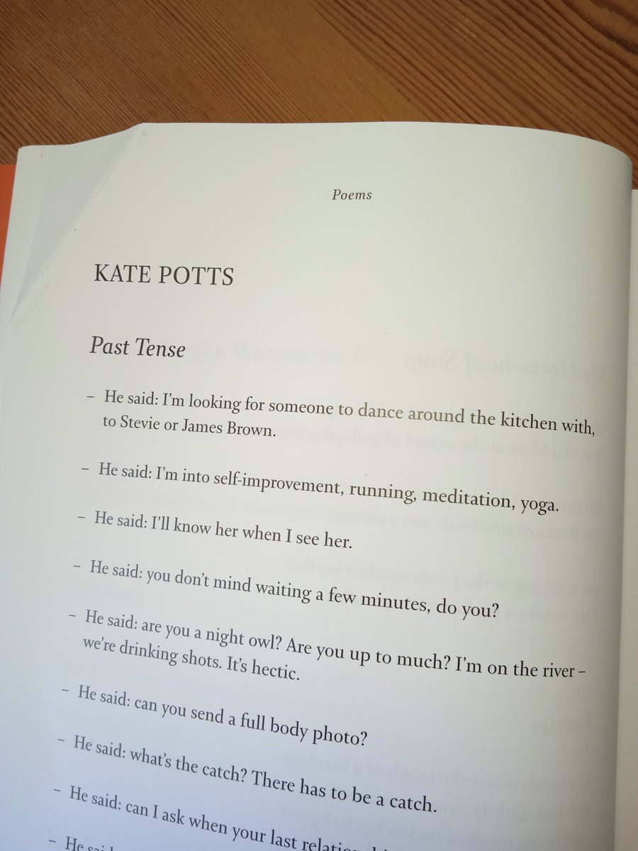 test Twitter Media - RT @KatrinaNaomi: So much to love about this poem by Kate Potts in The Poetry Review @PoetrySociety  🧡 https://t.co/EfujOHaBIb
