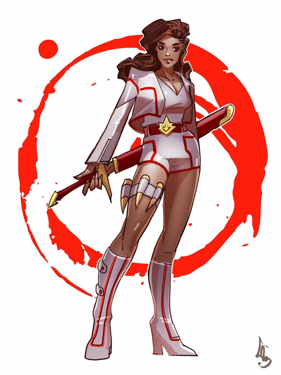 🚨 RUMORACO #Marvel 🚨 La película #Blade protagonizada  por #MahershalaAli podría introducir a #FallonGray, la hija del #DayWalker  #Cine #MCU #Vampyre #Hunter