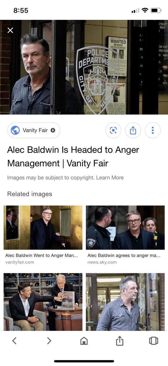 @nypost #AlecBaldwin is a #angry #loser his career is over.....