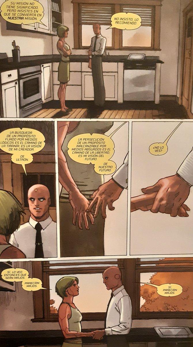 Finalizado y solo puedo decir, te quiero @TomKingTK  Finished, i love you @TomKingTK  #MarvelComics #Marvel