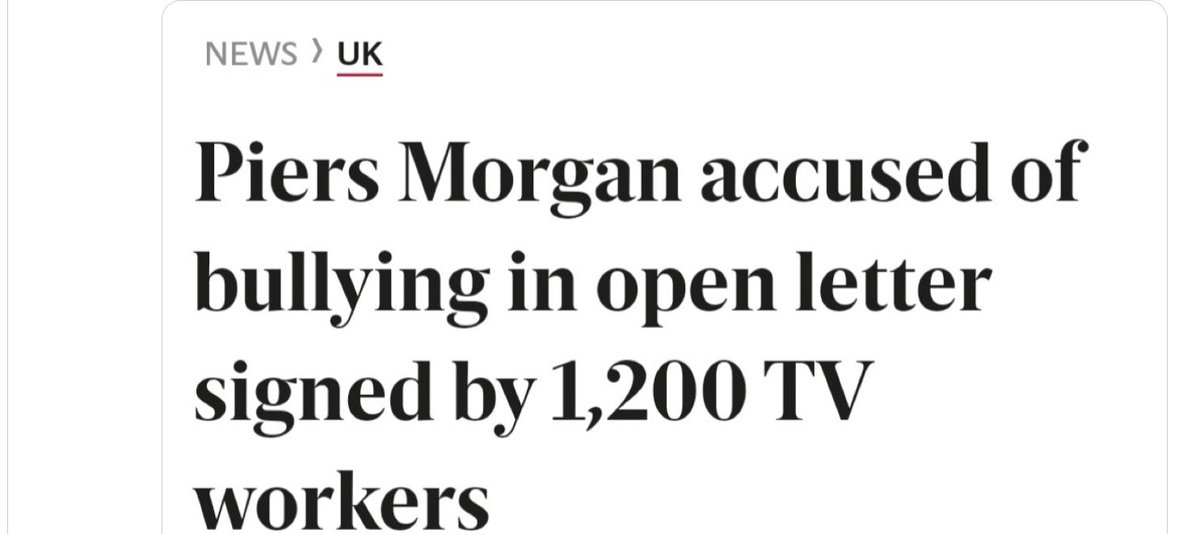 @GMB @piersmorgan Hello, hello @GMB.  Anyone there?  Is this your guy??  So you prefer ratings over staff - good to know.  Are there shareholders? Do they agree with you?? https://t.co/Ck52X8aXYF