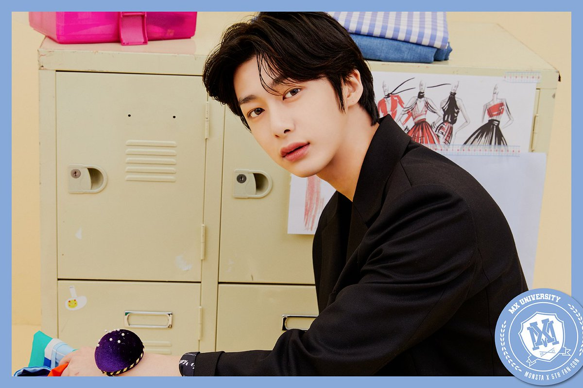 @OfficialMonstaX's photo on hyungwon