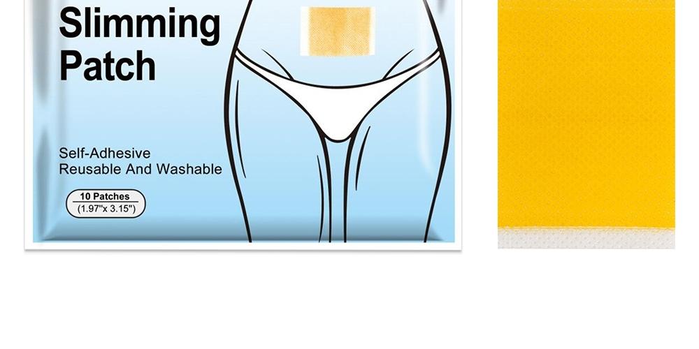 #BESTSeller #tagsforlikes Slimming Navel Stick Slim Patch