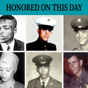 Today we honor the brave men & women from New Jersey who died on this day during the Vietnam War:  HOWARD H ASHFORD CHARLES F COINER DENNIS J COLE HAROLD HOLMES THOMAS J MALLON  Read their full bios here: