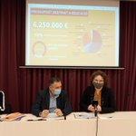 Image for the Tweet beginning: .@VilafrancaAj destina més de 6