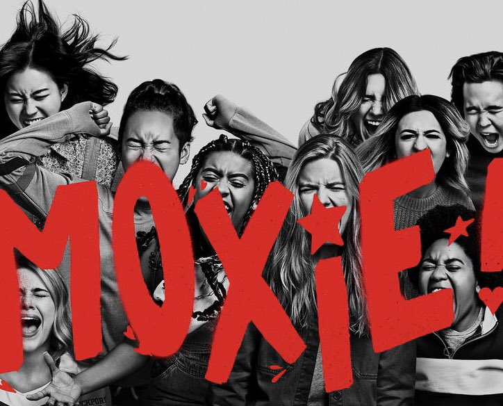 Replying to @cinephilejen: Everyone should go watch Moxie on Netflix
