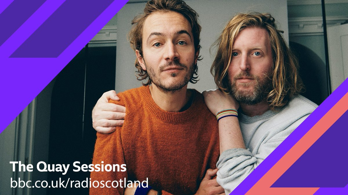 |@roddyhart welcomes dynamic duo @smithandburrows  to The Quay Sessions and Lucy Spraggan picks her favourite live album of all time.  #TheQuaySessions streaming now