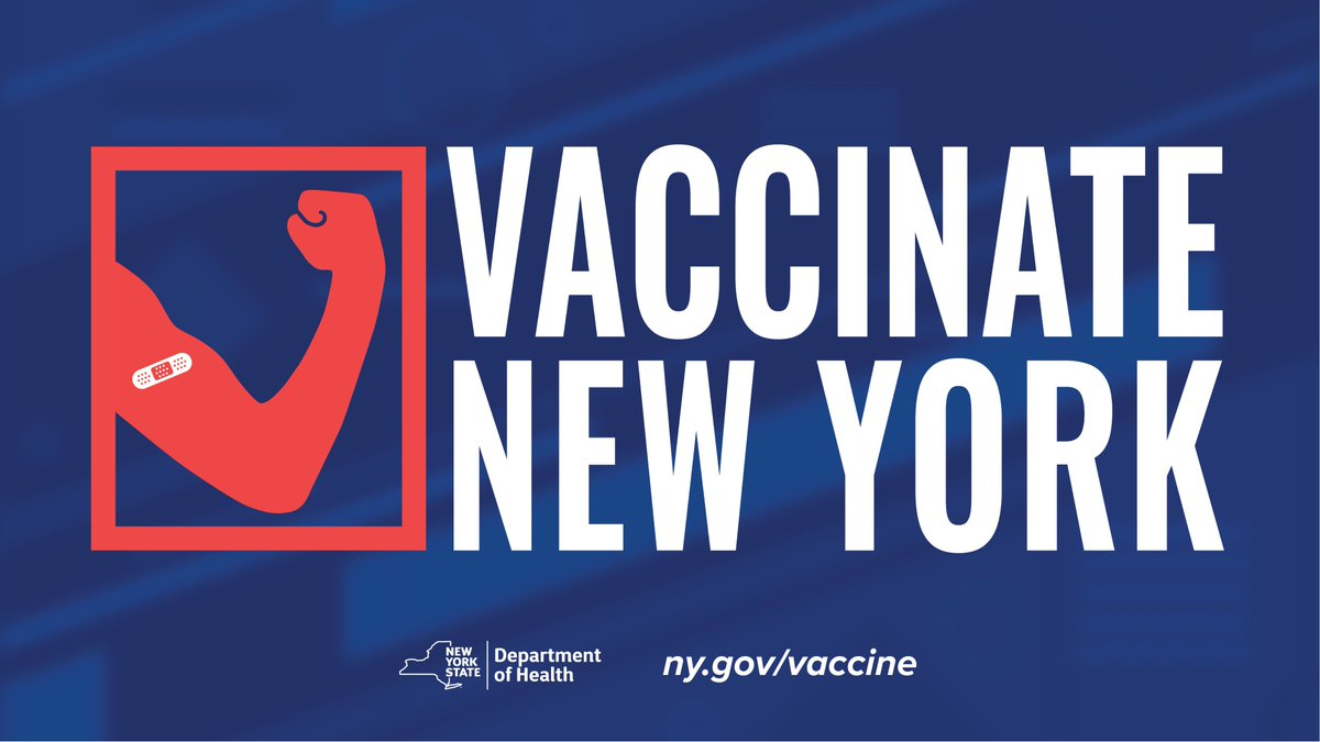 Attention New Yorkers in Buffalo, Rochester, the Albany area and the Yonkers area:   If you're eligible for the COVID vaccine, you can now make an appointment at a State-FEMA mass vaccination site in your area.  Schedule your appointment today: