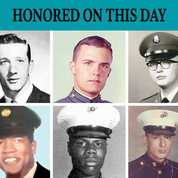 Today we honor the brave men & women from New Jersey who died on this day during the Vietnam War:  STEPHEN B MURRAY JAMES A SKILES THOMAS F SMITH ROBERT B SMITH  Read their full bios here: