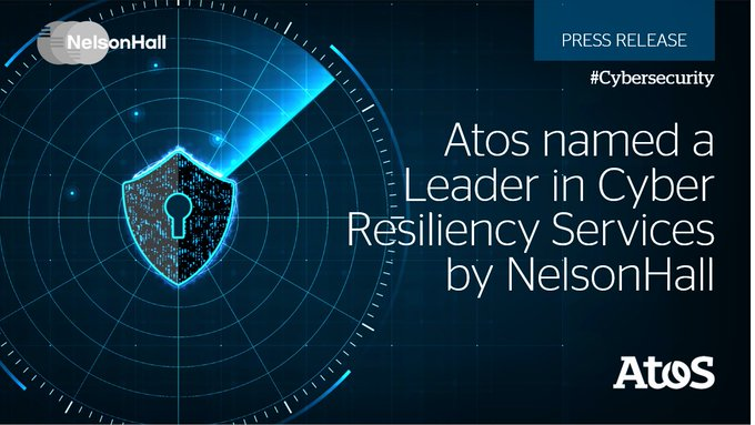 We are excited to be positioned as a Leader in Cyber Resiliency Services in...