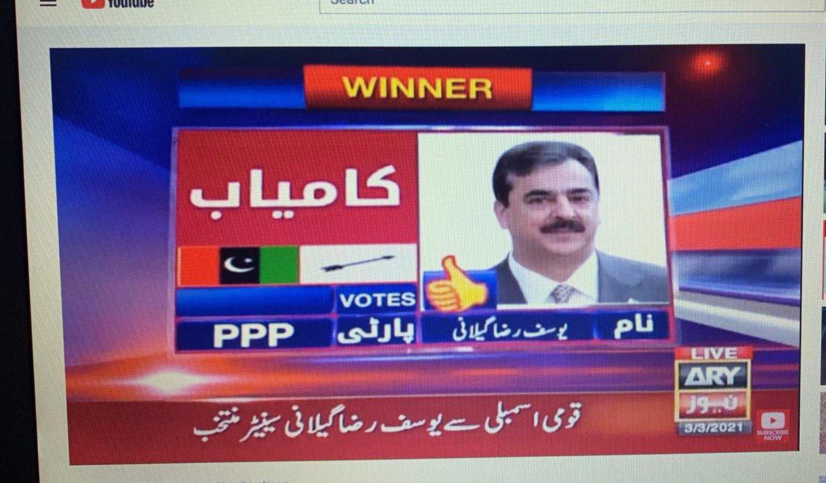 Alhamdulilah we did it #SenateElections #DemocracyWins