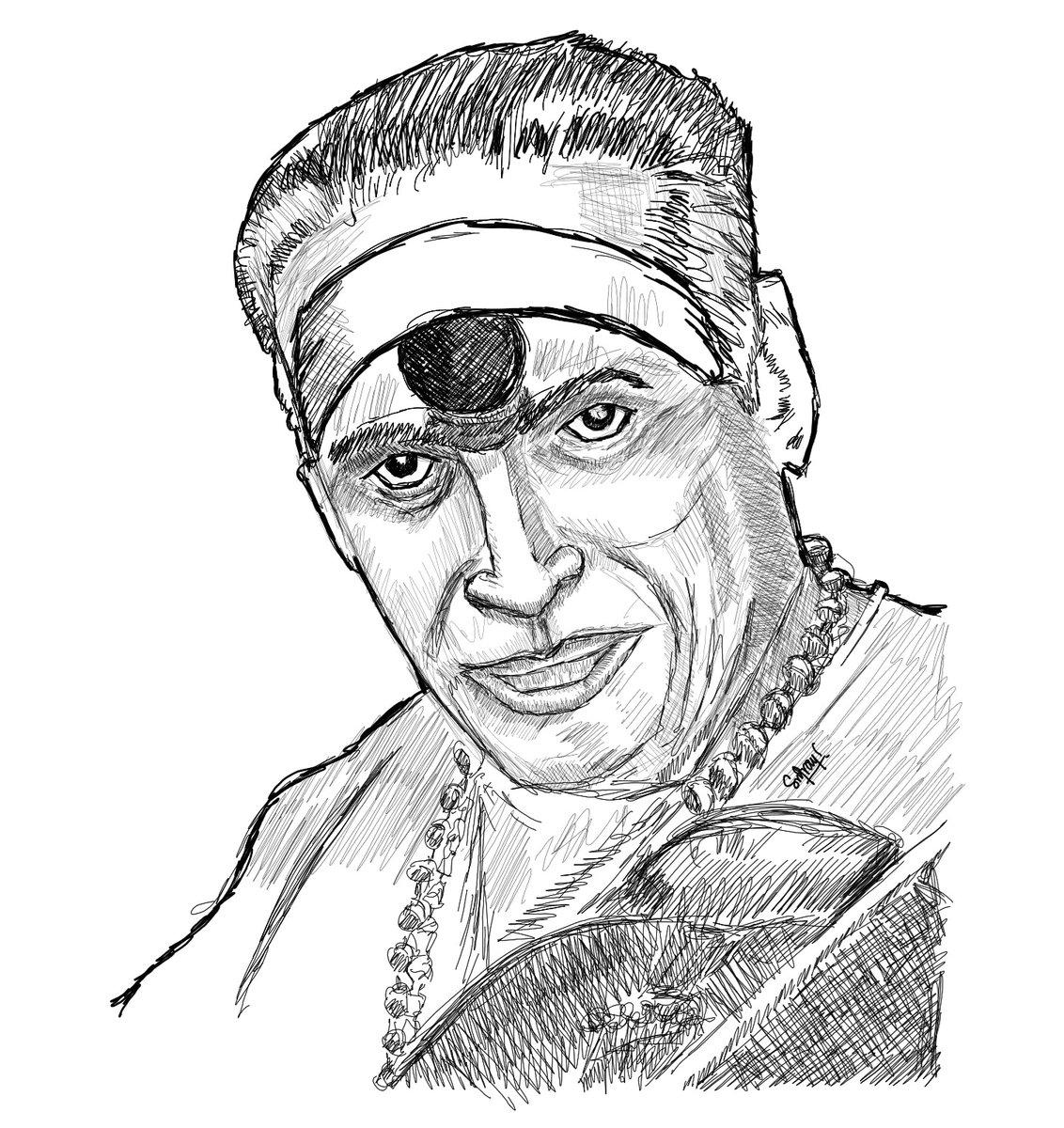 #kunnakudivaidhyanathan #Violinist #carnaticmusic #carnaticsmusician #portraitart #portrairtdrawings #sketches #blackandwhite #digitalart #digitaldrawing #sriramsvision #thrutheeyesofnidhi #penart #ArtistOnTwitter #art