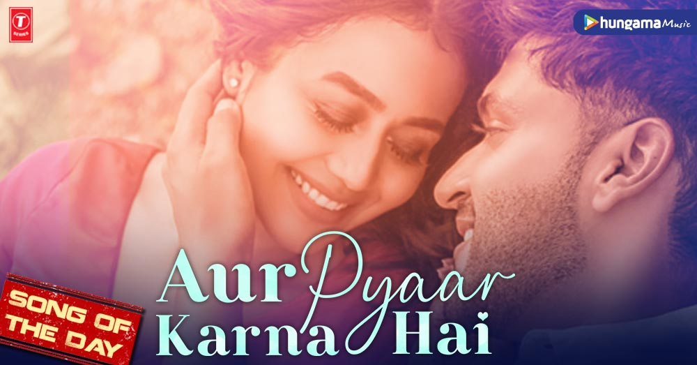 . @iAmNehaKakkar & @GuruOfficial together in a single #AurPyaarKarnaHai telling us that true LOVE is forever and everlasting.  👉 https://t.co/mko3eQWr1X  @TSeries @sachet_tandon @ParamparaTandon @SachetParampara #BhushanKumar https://t.co/nEBdBN9Xj9