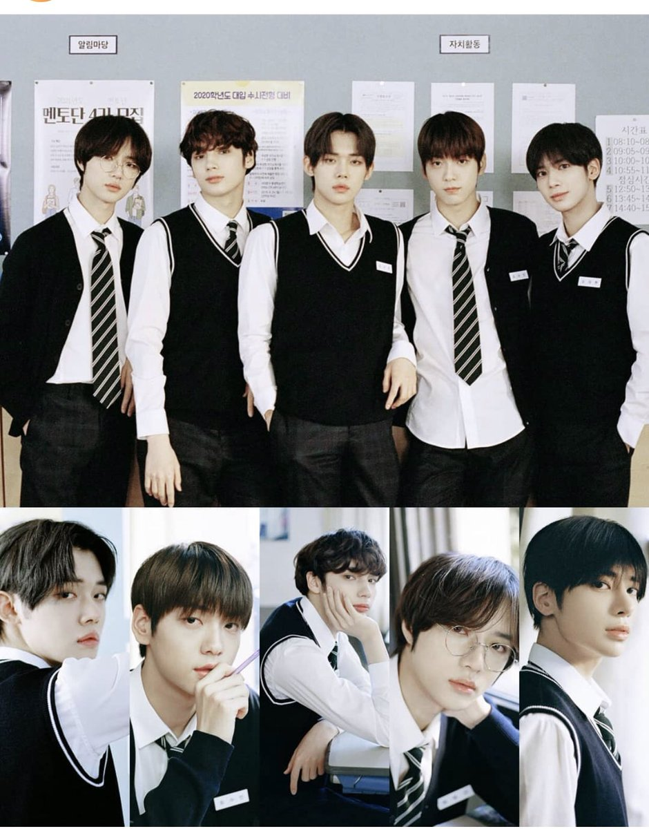 Thank you for debuting @TXT_members @TXT_bighit  #2MagicalYearsWithTXT  #소중한_봄의_추억_데뷔_2주년