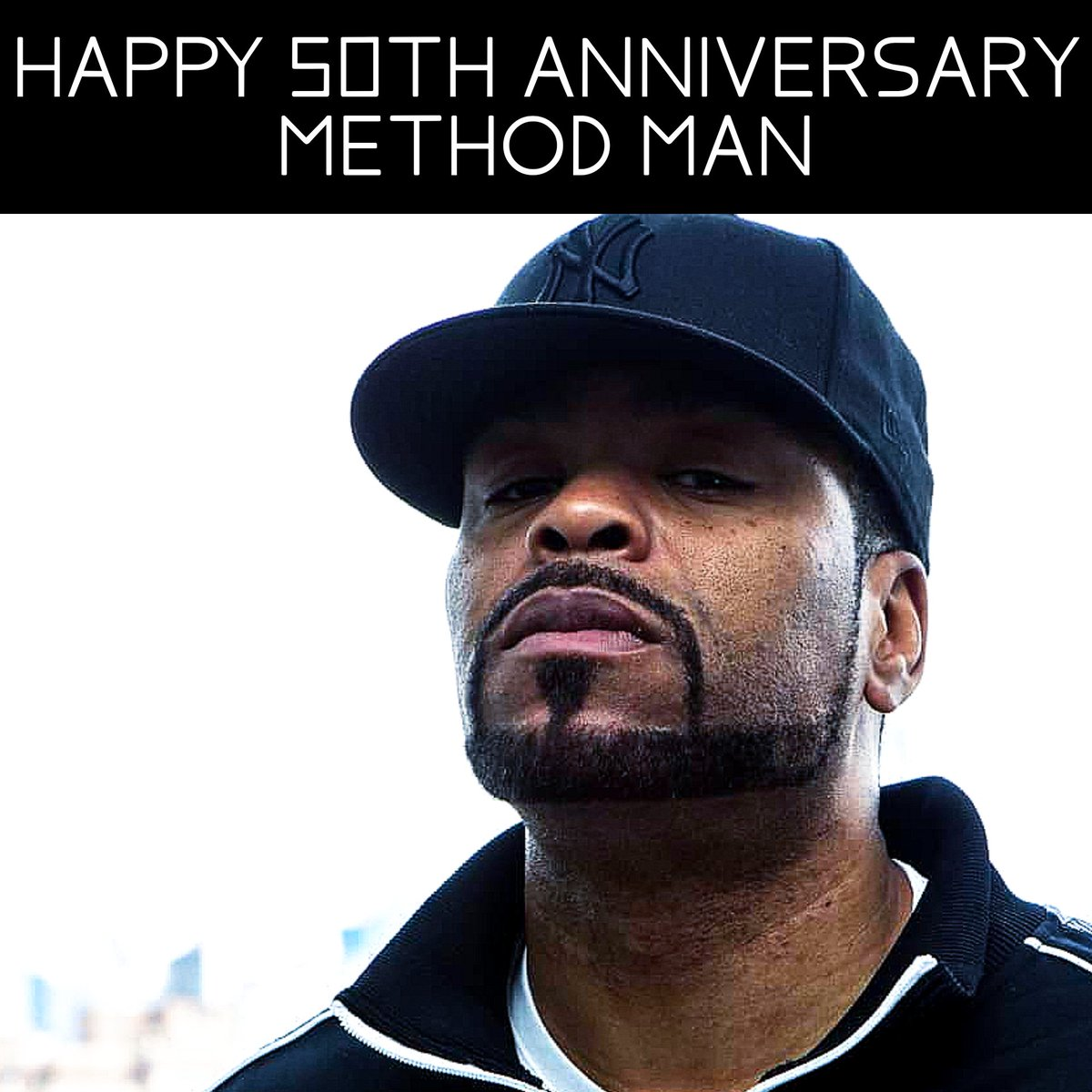 SALUTE LEGEND @METHODMAN & @IAMBECKYG  MARCH 2  #therealyoska #america #english #mrquick #moveyo #rapper #wutangclan #wutang #methodman #happybirthday #beckyg