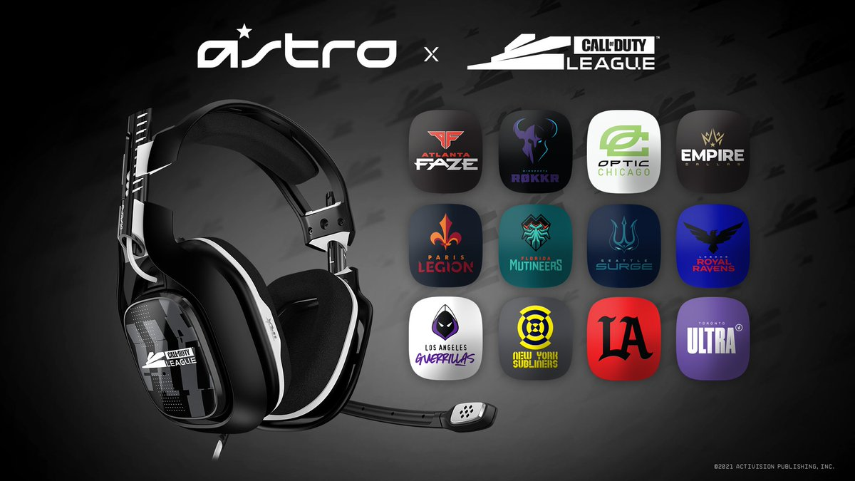 test Twitter Media - Major I of #CDL2021, where does your team stand?   Official CDL A40 TR + Pro Team Speaker Tags // https://t.co/gZIMdX5J5u https://t.co/wG3c16bsbW