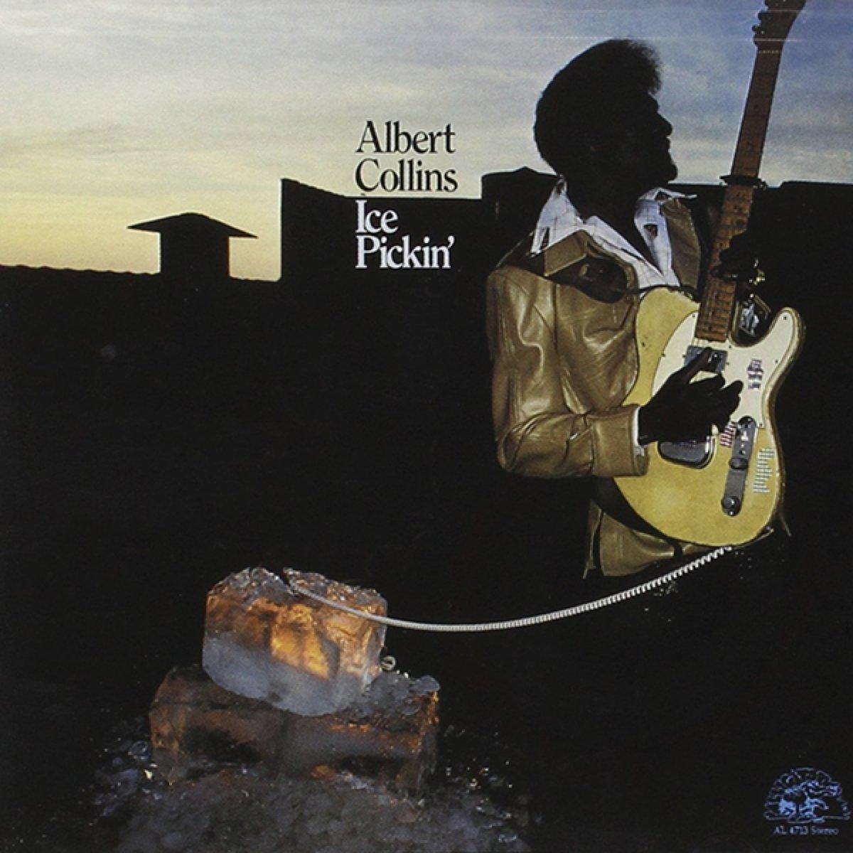 #Music: Honey Hush - Albert Collins #TwitSongMac