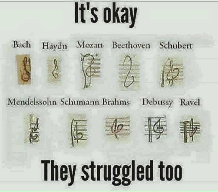 Beethoven - 'We all know what it is' #Motivation #classicalmusic #clef #music #composer