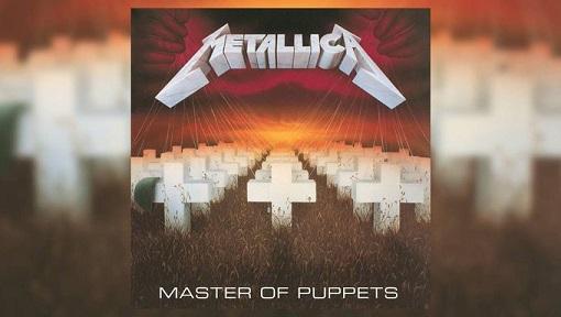 Mar. 3, 1986 #Metallica released the album, 'Master Of Puppets'. #Music