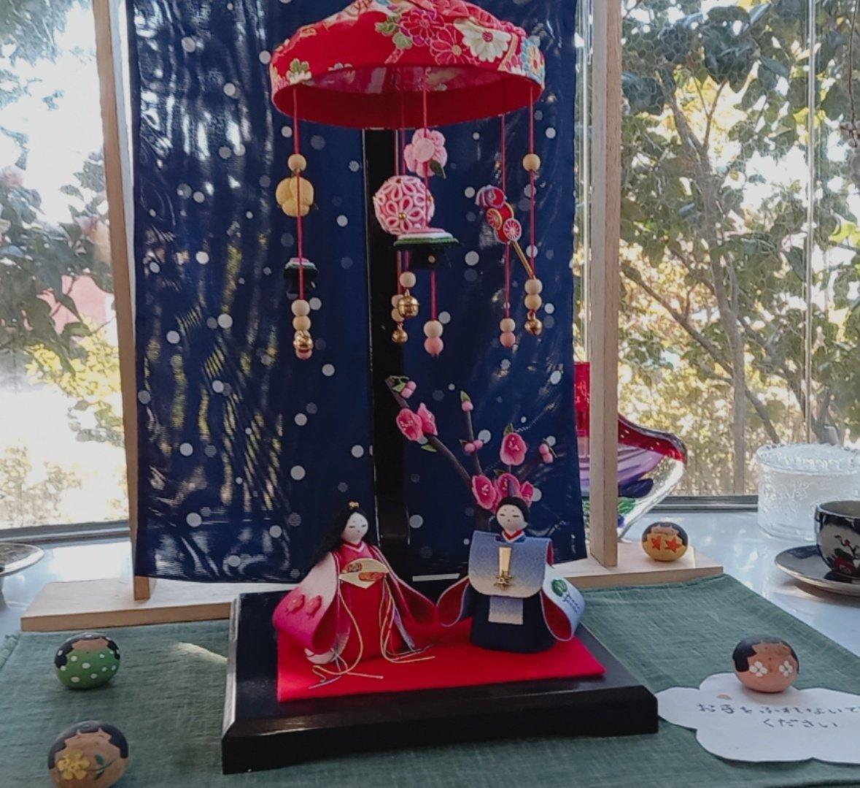 ひな祭り 🎎🍡🌸 灯りをつけましょ♬.*゚ 桃の節句  令和3年3月3日  手作り  #photo