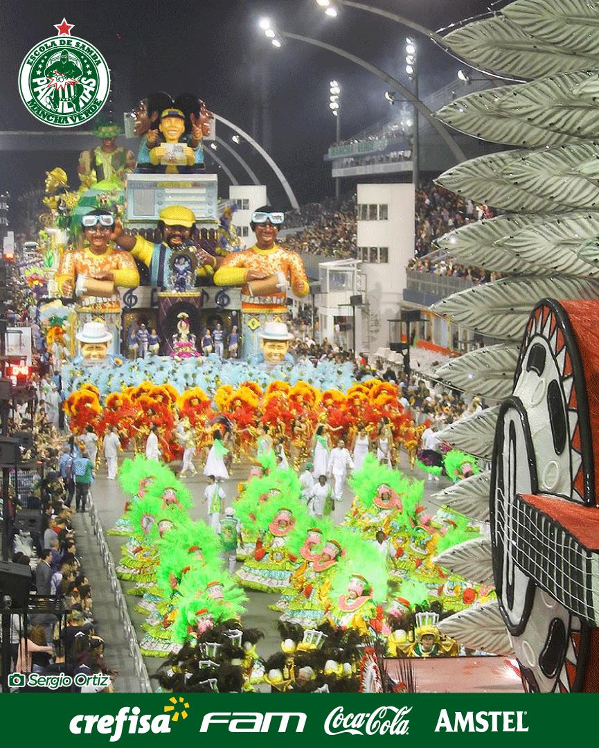 Minha escola é religião Mancha Verde é religião!  #ManchaVerde #manchacarnaval #carnaval #desfile #escoladesamba #tagsforlikes #segueamancha #Mancha25Anos #quartafeira