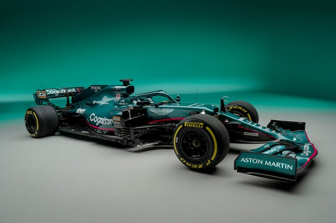 Introducing our 2021 @F1 challenger…