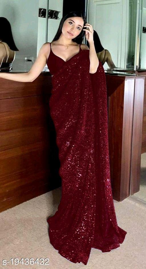 Message Us to Buy  Price: 1290 Free Shipping :*Alisha Sensational Sarees* Saree Fabric: Georgette Blouse: Separate Blouse Piece Blouse Fabric: Silk Blend #sarees #saree #sareelove #sareelovers #fashion #sareesofinstagram #onlineshopping #sareeblouse
